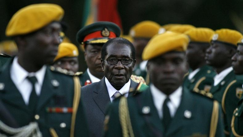 Zimbabwean President Robert Mugabe was left a 'broken soul' when the army turned against him in 2017