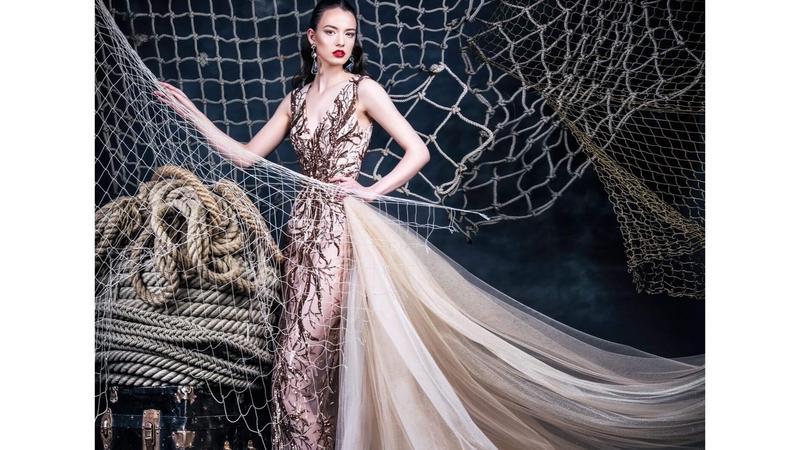 28d28f3ce4 Joó Beatrix, a Sentimets Couture megálmodója, kreációit mára már  világszerte ismerik