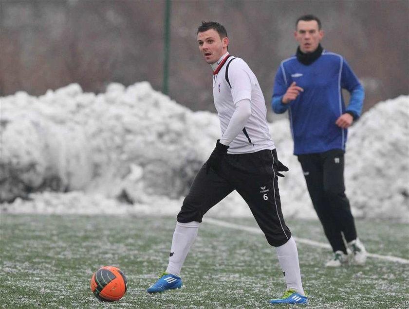 Mecz Górnik - Legia zagrożony!