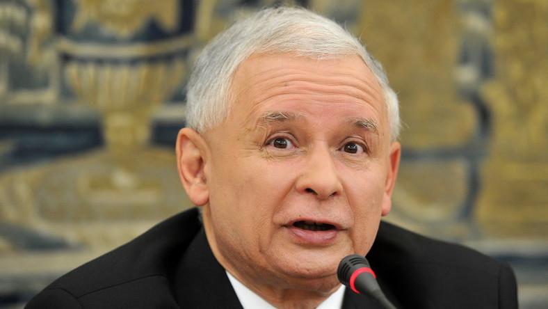 Kaczyński ostro podsumowuje prace rządu