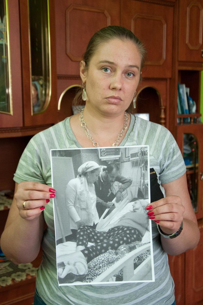 Mama pojechała na wakacje życia do Egiptu i utknęła w szpitalu