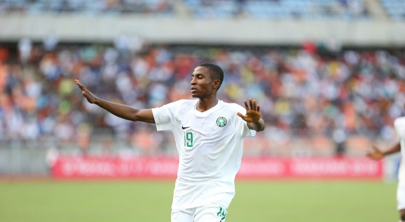 Golden Eaglets of Nigeria beat Tanzania 5-4 in the opening game of 2019 U17 AFCON