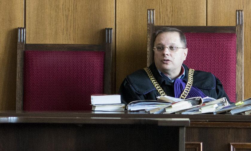 Sędzia Wojciech Paluch