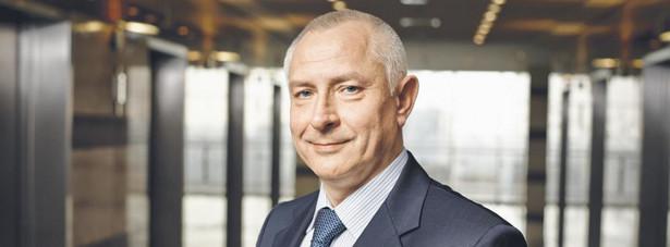 Adam Malicki, prezes Polskiego Standardu Płatności, operatora systemu Blik
