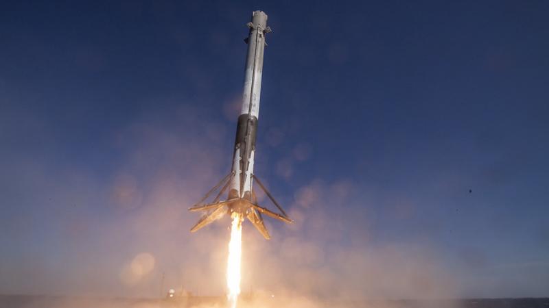 SpaceX chce móc wykorzystywać rakiety już w 24 godziny po poprzednim starcie