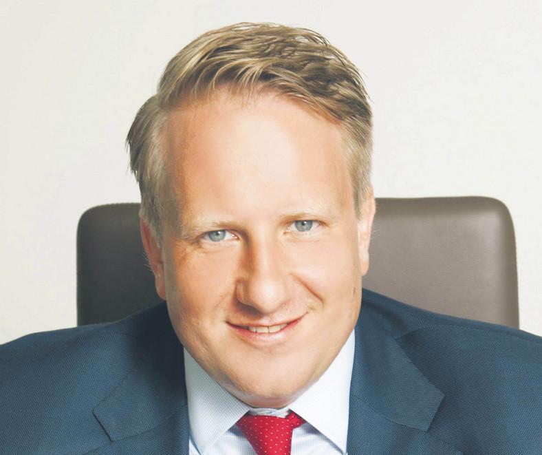 dr Dominik Wagner, LL.M., adwokat niemiecki (Rechtsanwalt) i partner w kancelarii gospodarczej TIGGES Rechtsanwälte z główną siedzibą w Düsseldorfie  fot. Alina Klink/Mat. prasowe