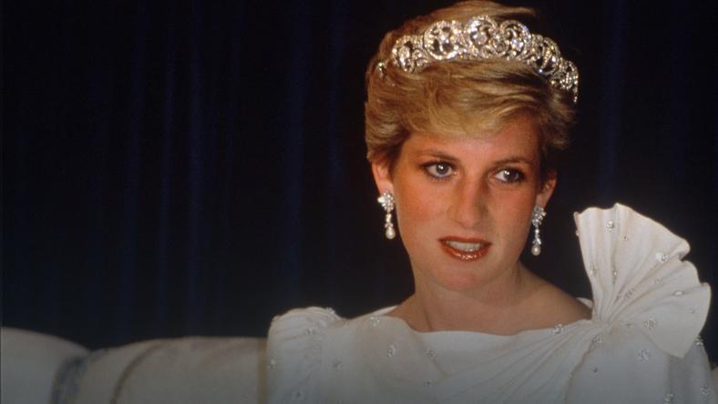 Принцесса Диана в Бахрейне, ноябрь 1986