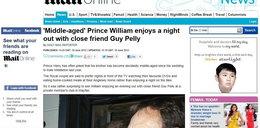 Książę William imprezuje w klubie. Gdzie była Kate?