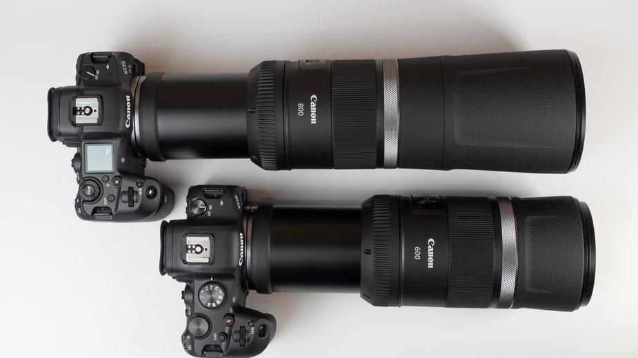 Canon EOR R5 i EOS R6