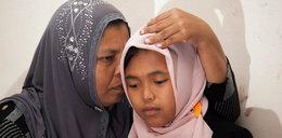Dziecko odnalazło się 10 lat po tsunami