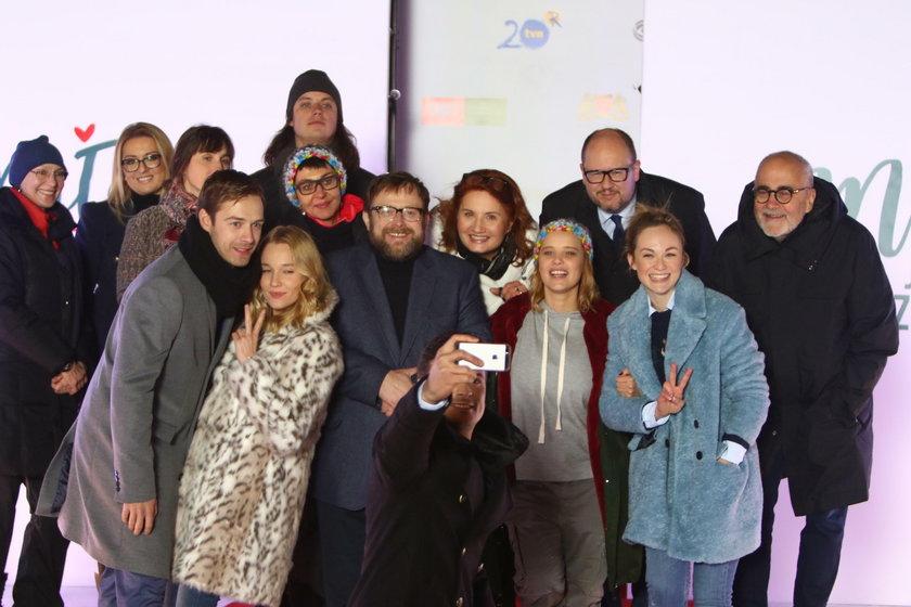 Ekipa z prezydentem Gdańska