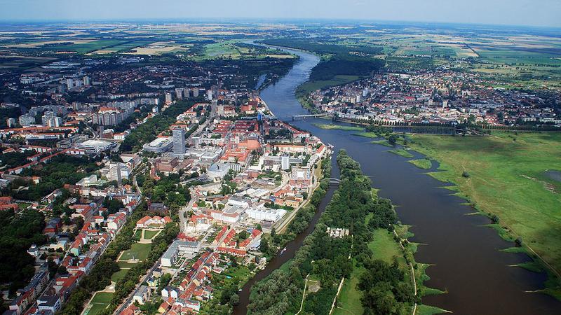 Frankfurt nad Odrą i Słubice