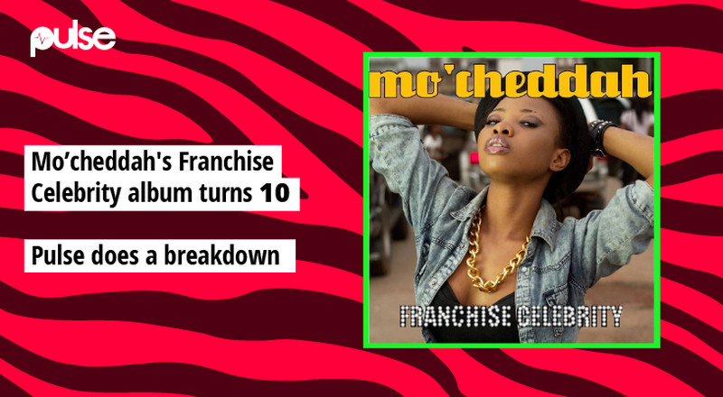 Franchise Celebrity: Is Mo'Cheddah's debut album a classic?