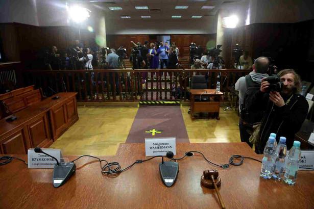 """Marcin P. powiedział też, że Michał Tusk """"na pewno"""" rozmawiał z nim na temat jego wyroków karnych"""