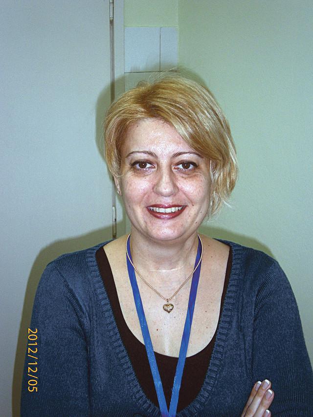 Aleksandra Bubera psihijatar i psihoterapeut