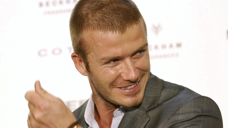 Beckham nie poddaje się. Chce trenować