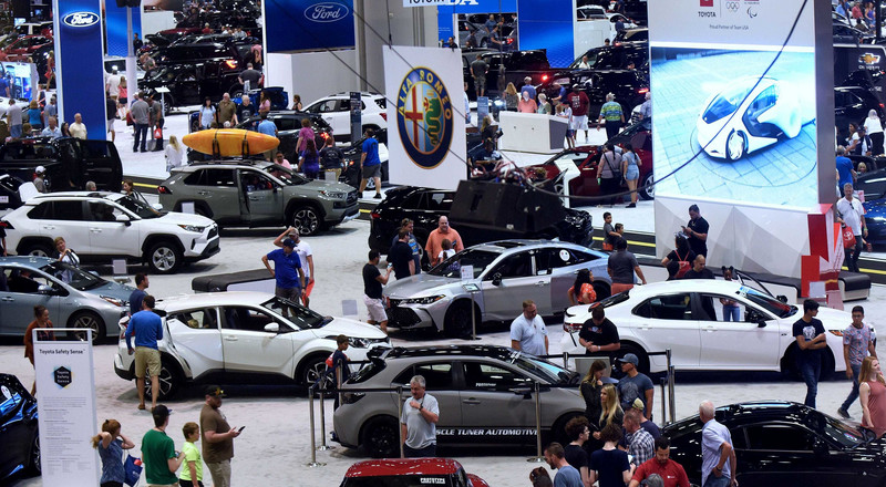 Major car shows have been struggling for years. But, COVID-19 may mean their ultimate demise.