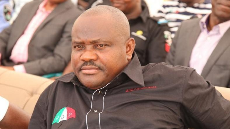 Image result for pictures of Nyesom Wike and INEC