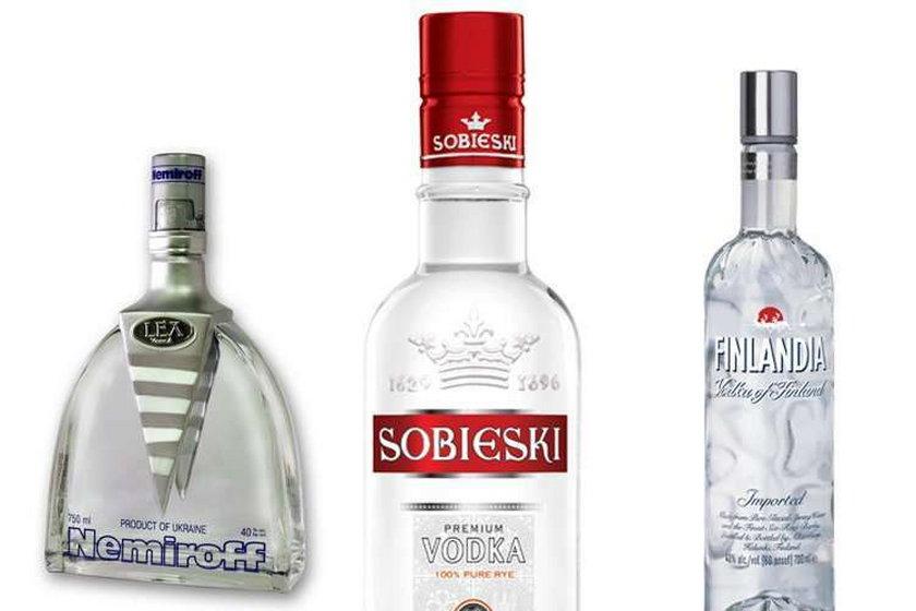Polska wódka jest dobra