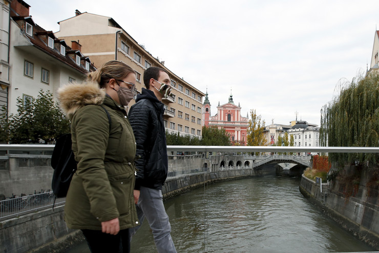 Korona virus u Sloveniji