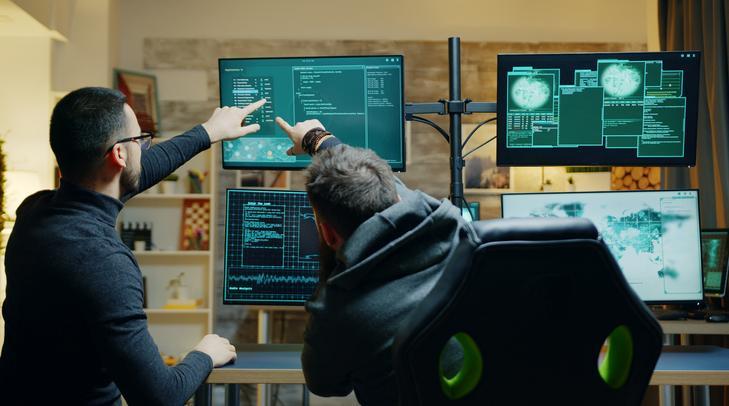 A pegasus fejlesztői a világ legjobb szakemberei közül valók, de ők is hagynak nyomokat! / Illusztráció: Northfoto
