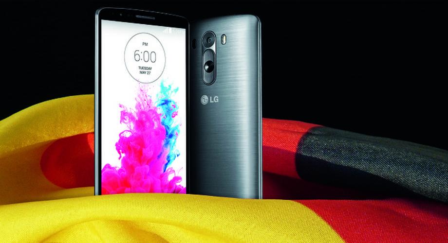 LG G3 ab 1. Juli bei O2 erhältlich, bei Media Markt ab 3. Juli