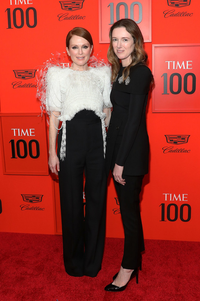 Time 100 Gala 2019: Julianne Moore i Clare Waight Keller
