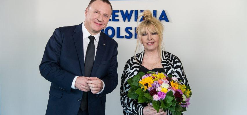 Jacek Kurski nakręci film o Maryli Rodowicz
