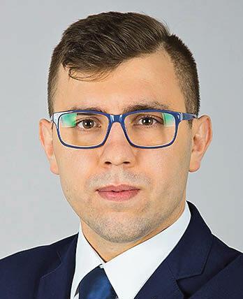 Mateusz Wachowski radca prawny specjalizujący się w prawie ubezpieczeń