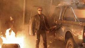 """Pierwszy zwiastun """"Terminatora 3"""""""