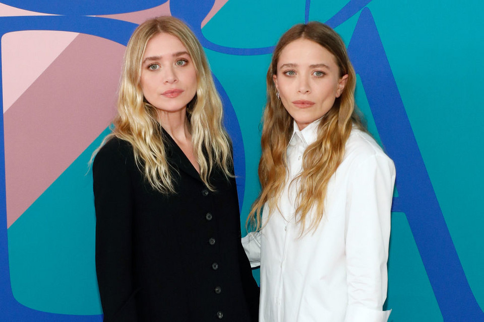 Mary-Kate i Ashley na CFDA Fashion Awards 5 czerwca 2017