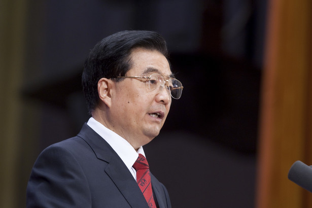 Chińska misja handlowa, przed zaplanowaną na ten tydzień wizytą szefa tego państwa Hu Jintao w Waszyngtonie, podpisała warte 600 mln dol. umowy z amerykańskimi firmami. Fot. Bloomberg