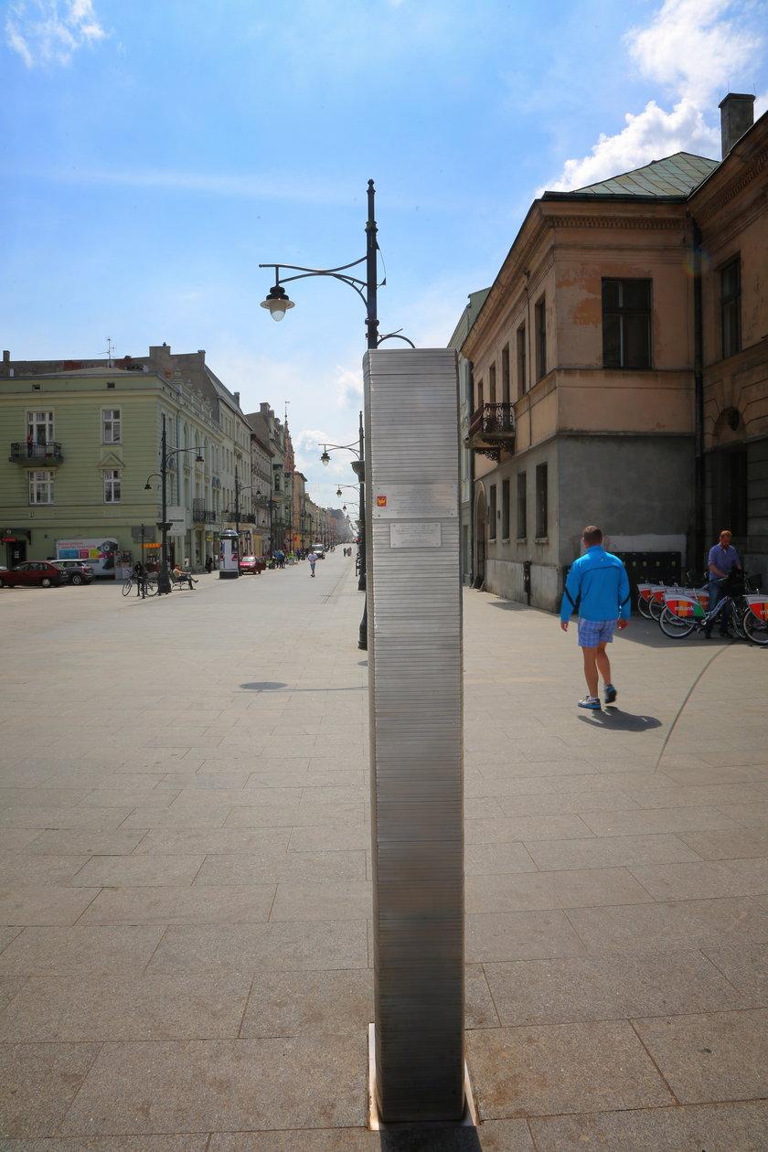 Pomnik Piotrkowskiej