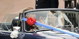 Ślub księcia Williama. Relacja na żywo