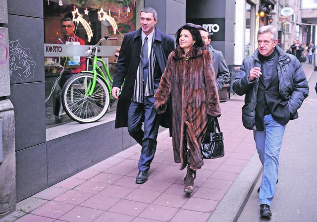 Sanda Rašković Ivić (DSS) i Boško Obradović (Dveri) imaju trend rasta podrške kod birača