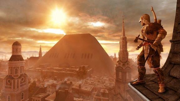 Nastavak igre smešten je u drevni Egipat
