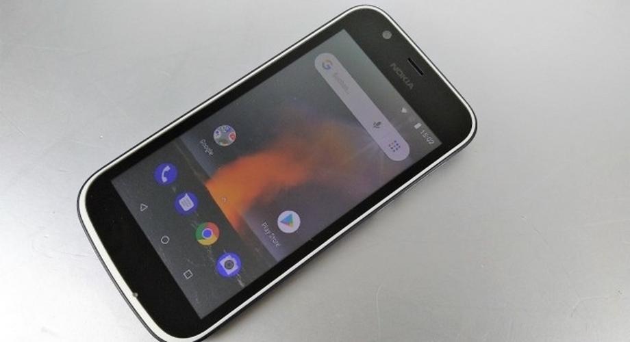 Nokia 1: 99-Euro-Handy mit Android Go im Test