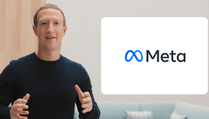 Mark-Zuckerberg changes company name from Facebook to Meta (Variety)
