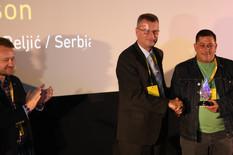 Tarik Đozić i Aleksandar Reljić