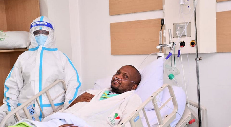 I have been bedridden for the past 27 days - Moses Kuria shares his Covid19 story