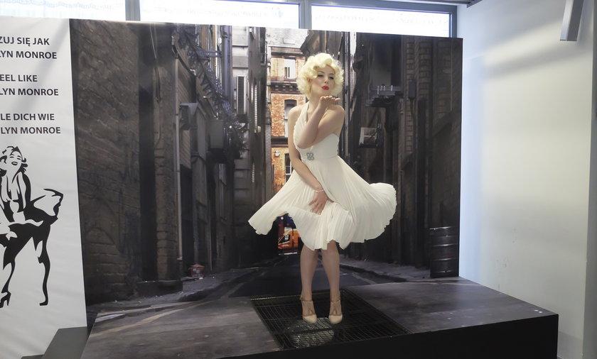wystawa Marilyn Monroe