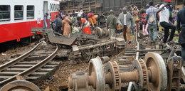 Katastrofa kolejowa. Dziesiątki zabitych