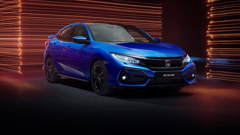 Honda Civic Sport Line - Type R dla oszczędnych