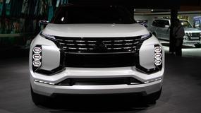 Mitsubishi GT-PHEV Concept - pomysł na nowego SUV-a (Targi Paryż 2016)
