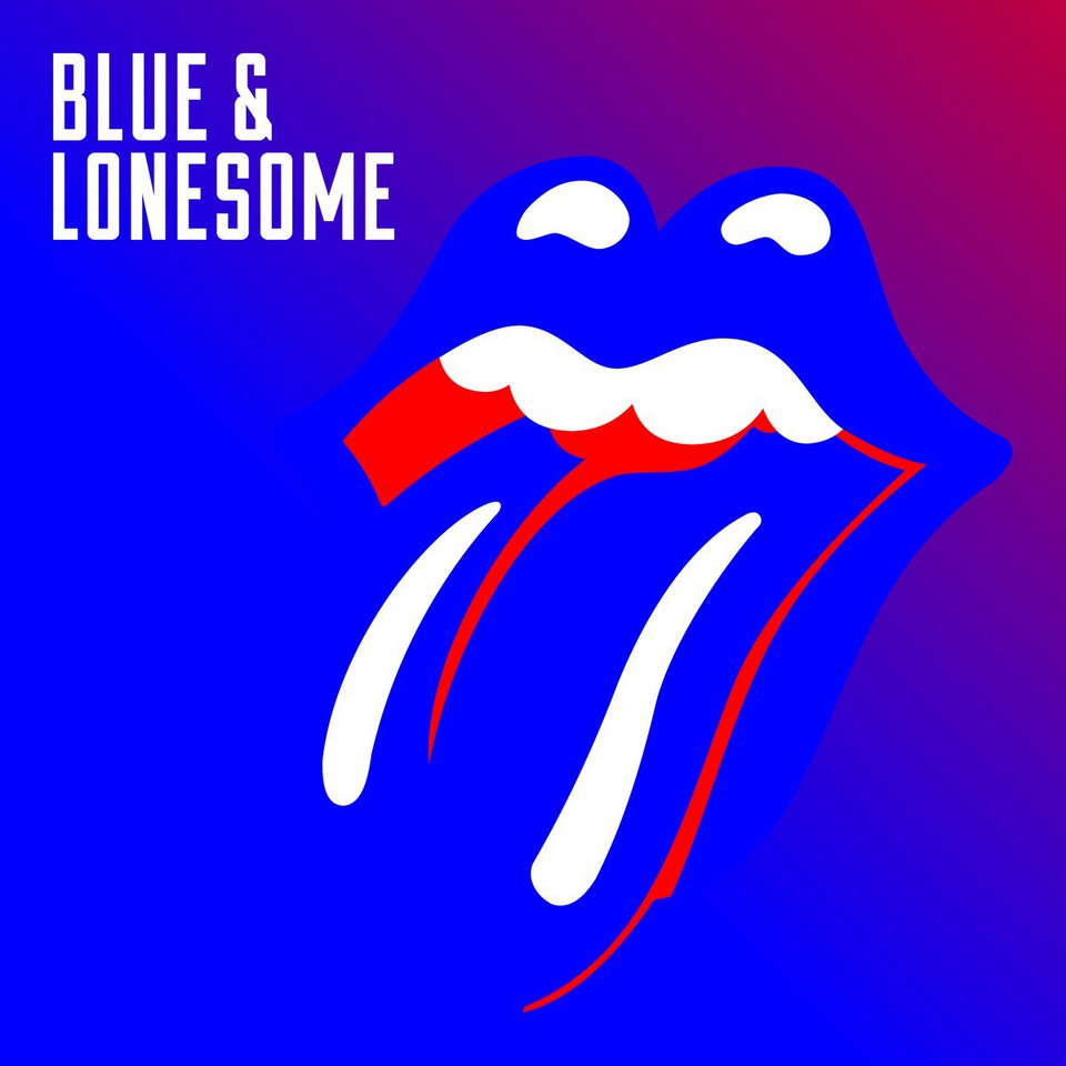 "9. The Rolling Stones - ""Blue & Lonesome"""