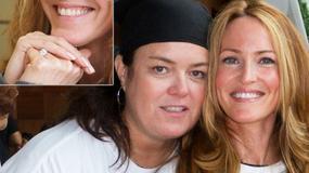 Rosie O'Donnell kupiła pierścionek zaręczynowy narzeczonej!