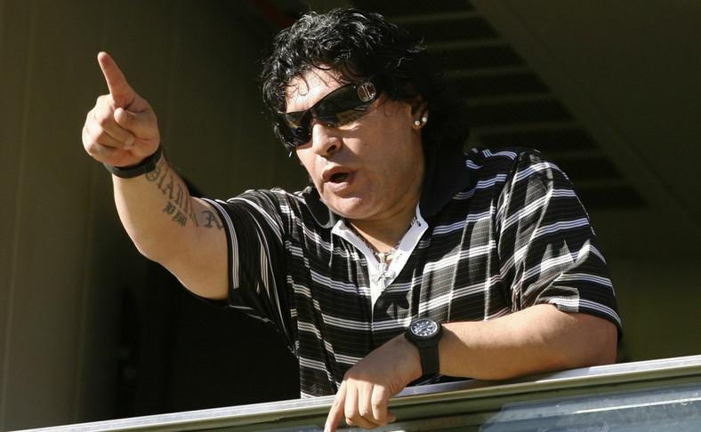 Nie żyje Diego Maradona