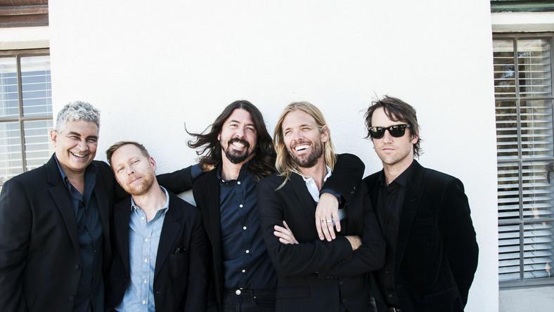 Foo Fighters na koncercie w Krakowie