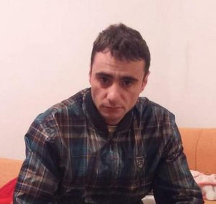 Saša Kostić, foto Nestali Srbije