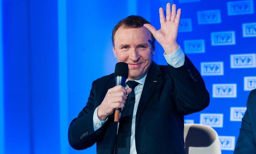 Były prezes TVP Jacek Kurski